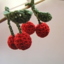 Cseresznyék Briginek, Ezeket a cseresznyéket rendelésre készítettem,...