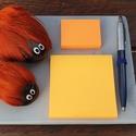 Kavicsdekoros jegyzetelő, Dekoráció, Otthon, lakberendezés, Kép, Asztaldísz, Családotokba, vagy ajándékba készülnek ezek a kavicsdekoros jegyzetelők, méretük 18cm*14,5cm*1,5cm. ..., Meska
