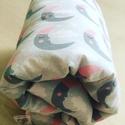 Zapi holdas takaró, Baba-mama-gyerek, Baba-mama kellék, Gyerekszoba, Falvédő, takaró, Varrás, 100% puha, minőségi pamutból készült ez a bájos takaró, amelybe 100 grammos bélés került. Szupercuk..., Meska