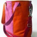 Tricolor big bag I., Új forma, új méret, új funkció. Mert hát per...