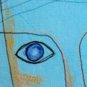 Képmás, Barátnőm álmodta füzetre az arcképet.  A5-ös...
