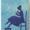 Titkos vágy - füzet kékben, Ki ne vágyna rá, hogy szíve választottja minde...