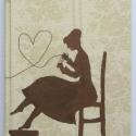 Titkos vágy - nosztalgikus füzet, Ki ne vágyna rá, hogy szíve választottja minde...