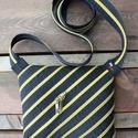 cipzártáskaátlós arany Mini , Táska, Válltáska, oldaltáska, Mini cipzártáska (Kb. 20x18cm, szára kb 110cm)  Esti kimozduláshoz tökéletes kicsi táska, elf..., Meska