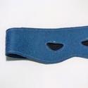Tini nindzsa álarc kék, Játék, Társasjáték, Kék filc tini nindzsa álarc. 49 cm a bősége, és hátul gumis., Meska