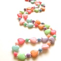 Candy Heart - AKCIÓ, Cukorkákra emlékeztető gyöngyökből most bele...