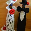 Flamenco táncospár, Otthon & lakás, Dekoráció, Dísz, Esküvőre készülsz....még nincs meg az ideális ajándék? Pénzt kért az ifjú pár,de Te vinnél mégis val..., Meska