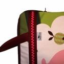 Rózsaszín mókusos laptop táska (ZsurigoWorks) - Meska.hu