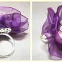 Lili a lila gyűrű (Zsuruci) - Meska.hu