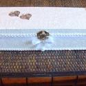 ESKÜVŐI PÉNZÁTADÓ DOBOZ  , Esküvő, Mindenmás, Nászajándék, A képeken látható doboz egyedi megrendelésre készült, más dekorációs elemekkel te is megrendelheted...., Meska